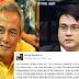 """Bong Revilla to Jim Paredes: """"Kayo ang bumaboy sa People Power"""""""