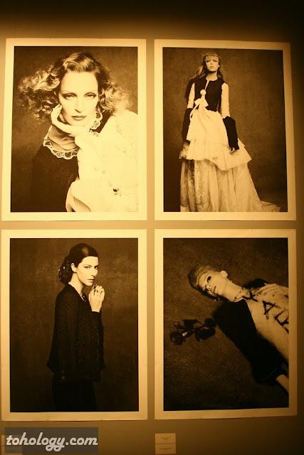 Uma Thurman, Anna Mouglalis, Edie Campbell, Kirsten McMenamy