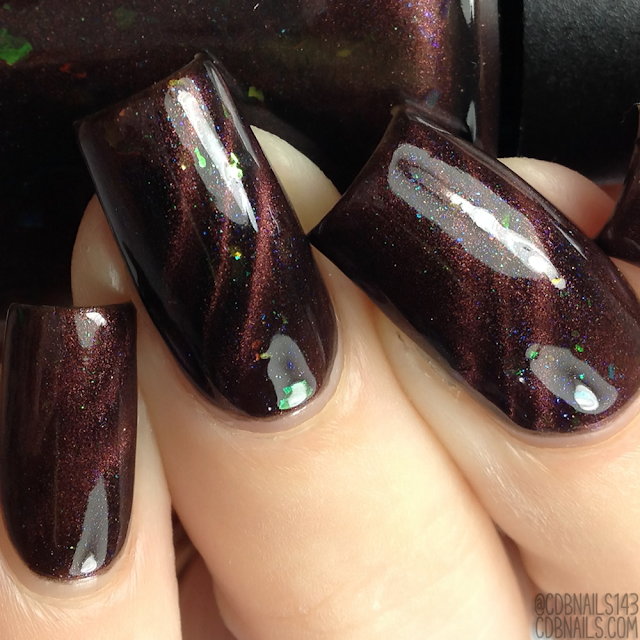Supernatural Lacquer-War