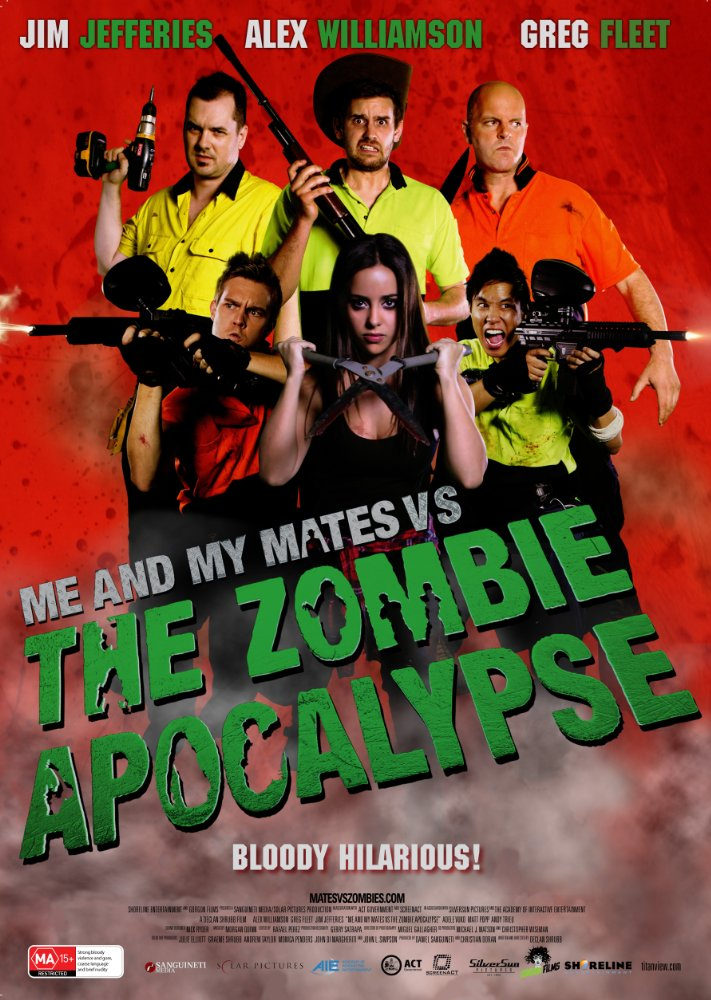 Me and My Mates vs. The Zombie Apocalypse