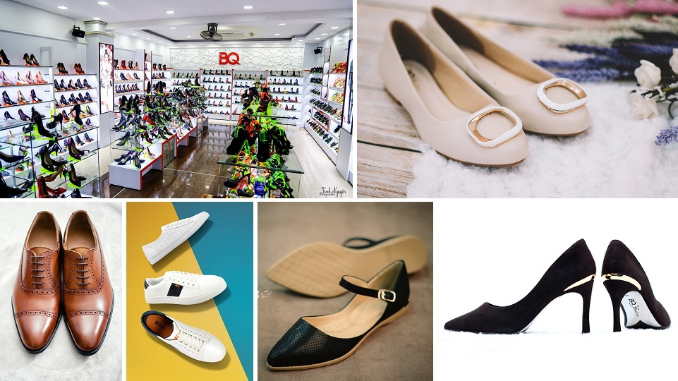 Đi mua giày rẻ đẹp tôn dáng thời trang, nhận quà 100% tại Giày BQ Gia Lai