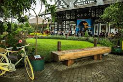 Farm House Pusat Susu Lembang