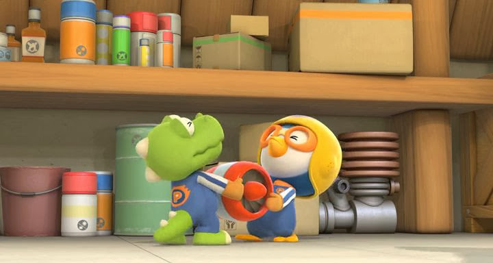 Download Pororo the Racing Adventure English Film Short Size Compressed Movie For PC Single Resumable Links