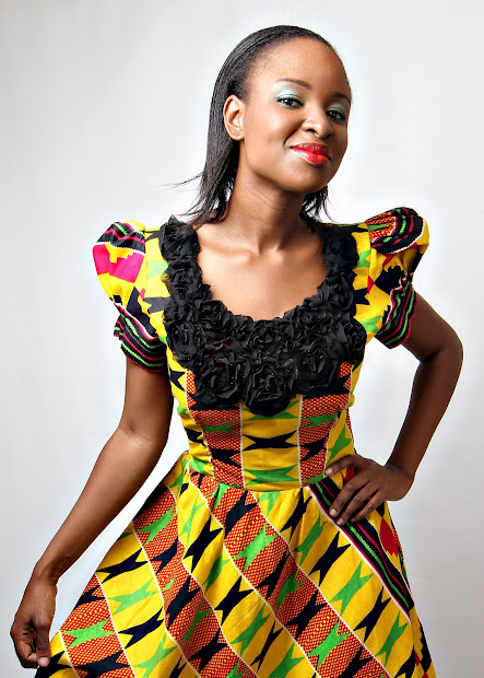 Ghana African Dress Styles for Women