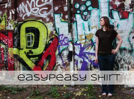 nähen | easy peasy Shirt