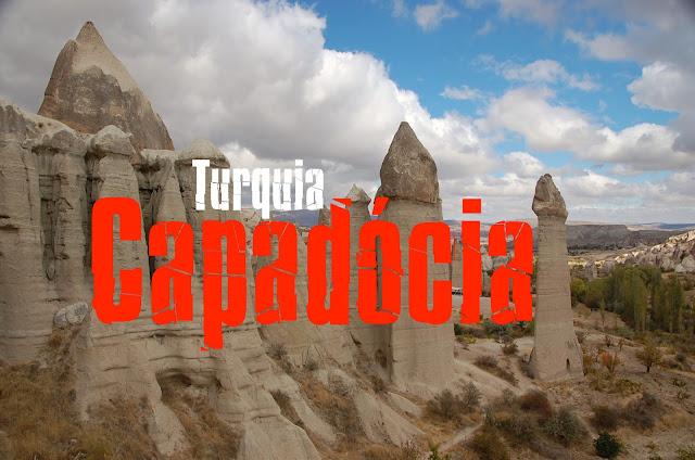 O que visitar na Capadócia, Turquia