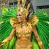 Juliana Paes volta à Sapucaí como rainha de bateria