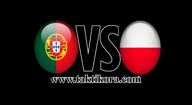مباراة البرتغال وبولندا بث مباشر