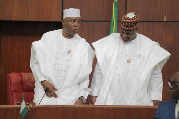 Saraki (Senate President) defect to PDP with 1 governor, 2 senators, 7 reps