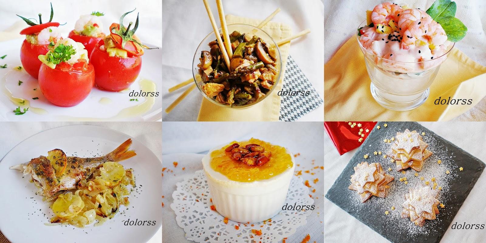 Blog de cuina de la dolorss men fin de a o a o nuevo - Menus para fin de ano ...