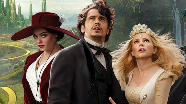 Pages on Cinema: Oz the Great and Powerful (2013)Oz The Great And Powerful Cast