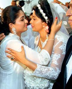 Meera-Jasmine-wedding 2