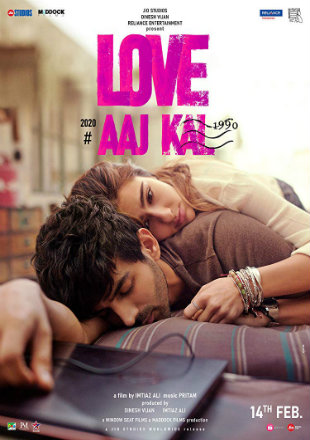 Love Aaj Kal 2020 Full Hindi Movie Download Hd In pDVDRip