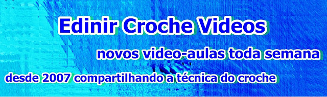 edinir croche videos youtube