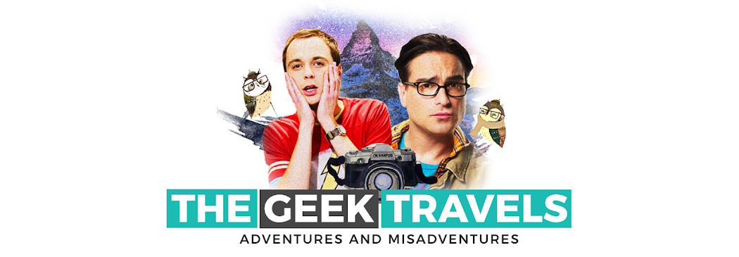 The Geek Travels