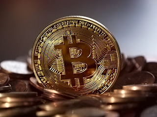 Bitcoin crypto currency digital money
