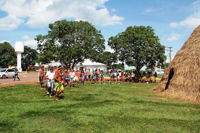 Aldeias de Guajará participam de processo seletivo de Centro Técnico em RO