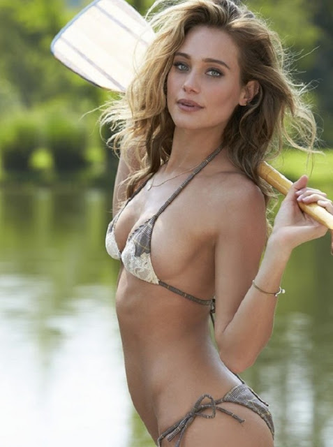 Hot girls Hannah Davis sexy 9X model 4