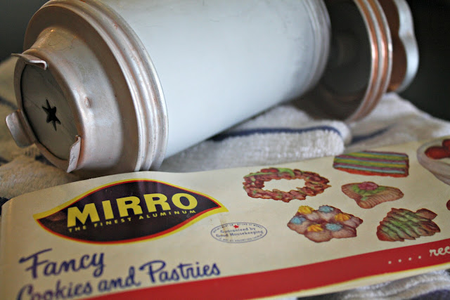 mirro cookie press recipe