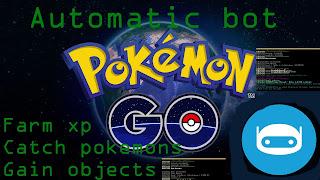 Tips Agar Akun Auto Bot Gak KeBanned + Auto Bot go simulator pokemon go