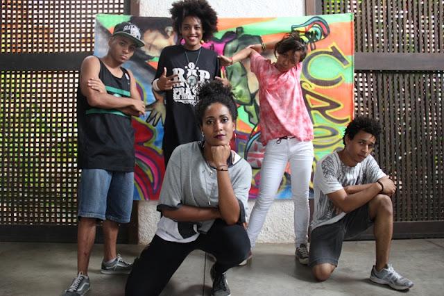 Cia. Viela de Danças Urbanas representa o Vale do Ribeira no Mapa Cultural Paulista