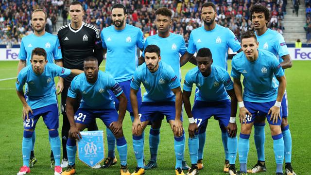Fransa 1. ligi şampiyonları Olimpik Marsilya - Kurgu Gücü