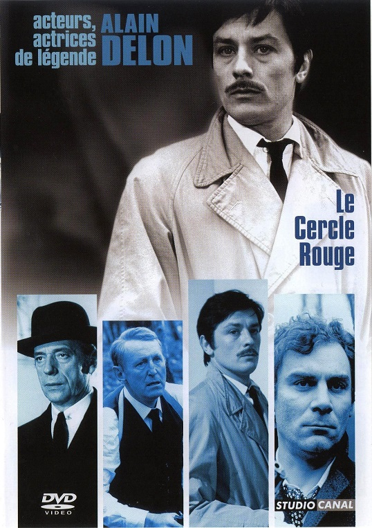 فیلم دوبله: دایره سرخ (1970) Le Cercle rouge