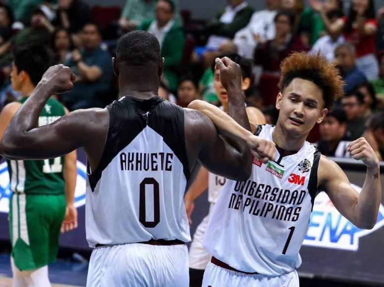 UP knocks out Adamson, faces Ateneo in UAAP Finals