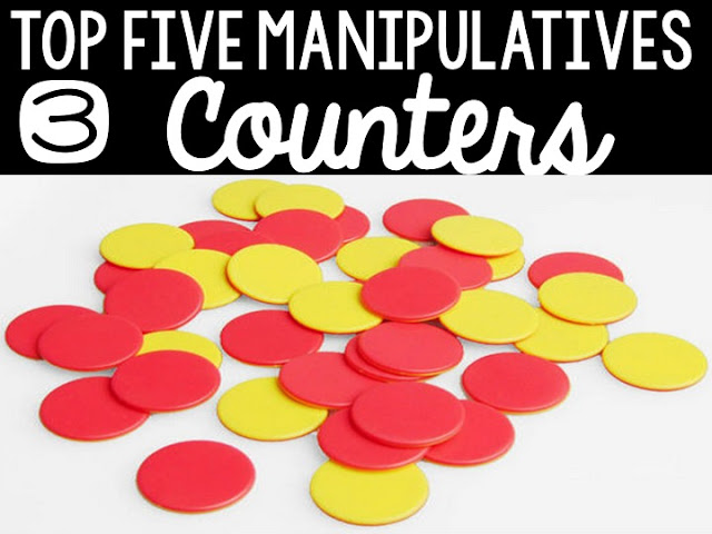 Math Manipulatives Counters