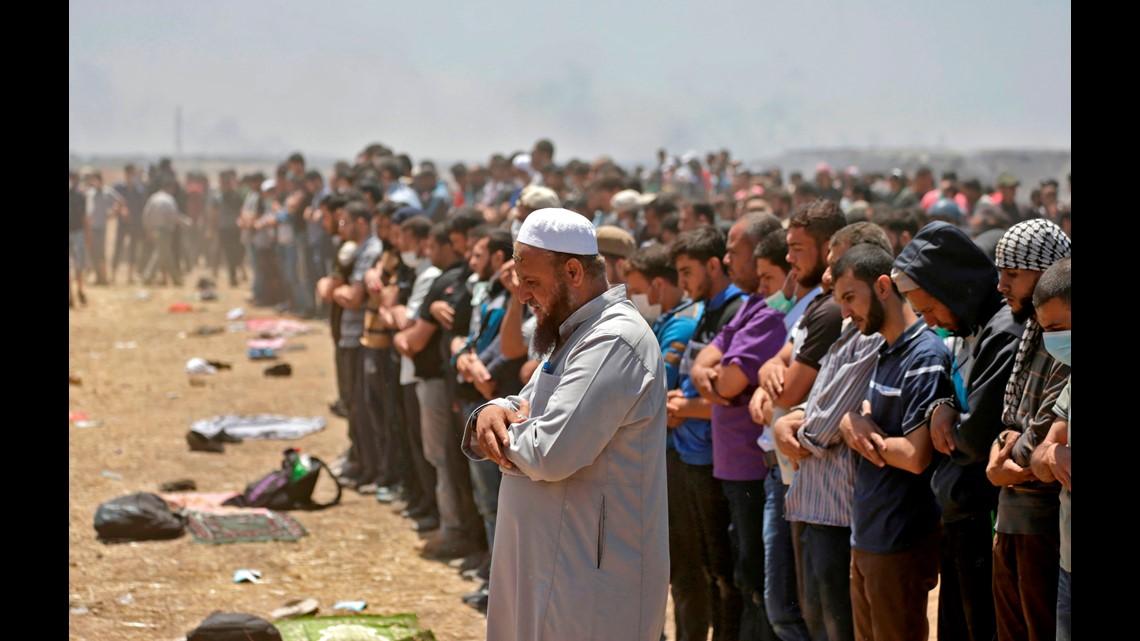 Mengharukan, Inilah Bukti Cinta Warga Gaza Kepada Indonesia