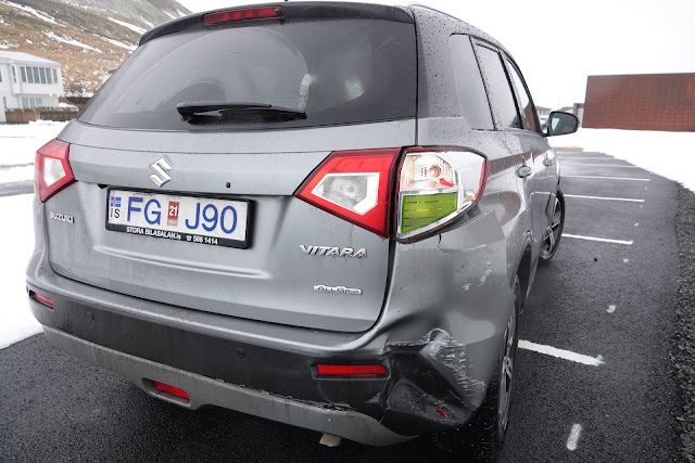 阿光的旅遊美食: 冰島租車事故 Rentalcars.com 完全保障制度 出險過程