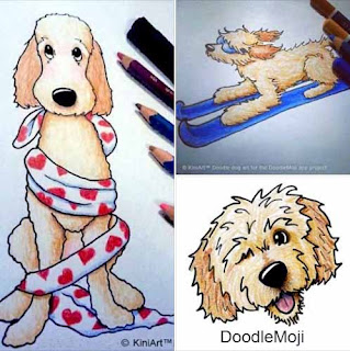 KiniArt DoodleMoji Artworks