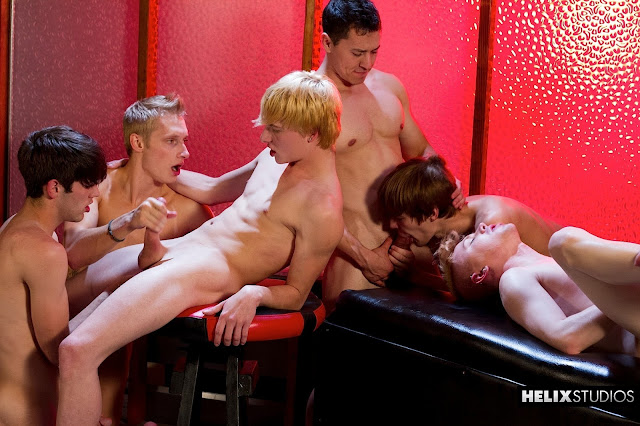 Click to watch the Video- Live Show Orgy