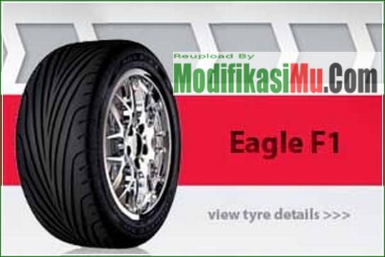 Ban Mobil Eagle F1 - Daftar Harga Ban Mobil Goodyear Terbaru Berbagai Ukuran Ring Velg Dan Kualitasnya
