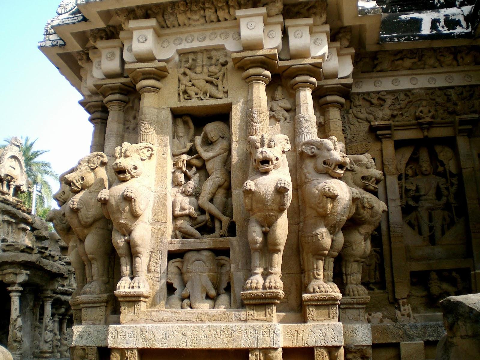Hindu Devotional Blog: Ekambareswarar Temple Kanchipuram Pictures Photo  Gallery