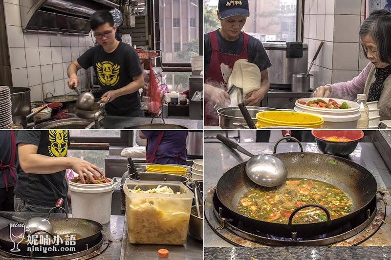 【台北中正區】合歡刀削牛肉麵。南門市場第一名超人氣美食