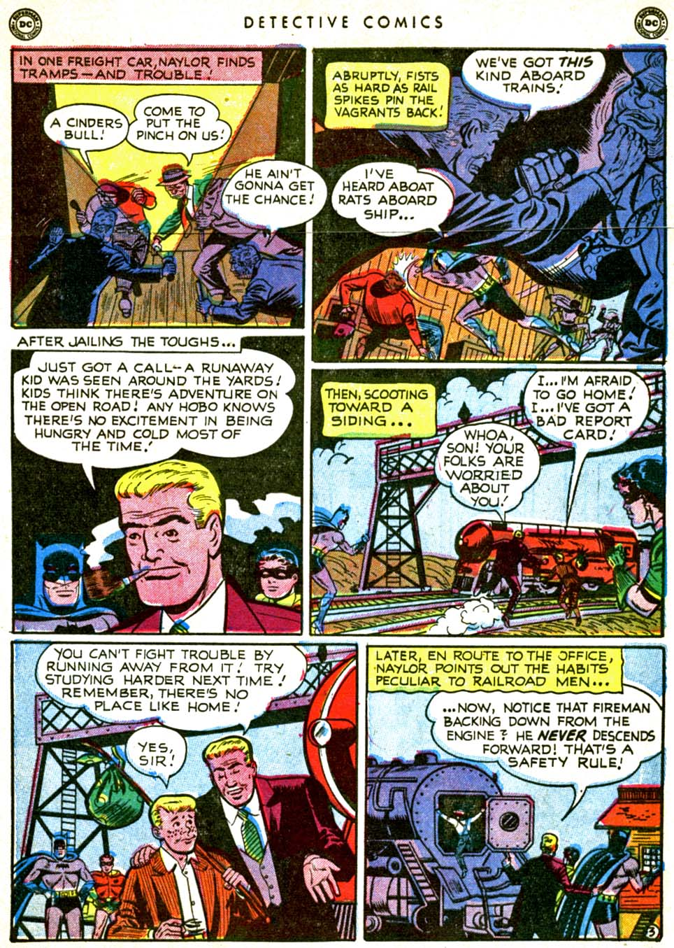 Read online Detective Comics (1937) comic -  Issue #162 - 5