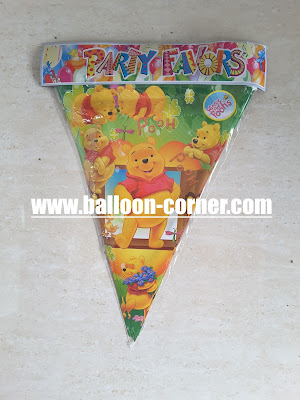 Bunting Flag Winnie The Pooh