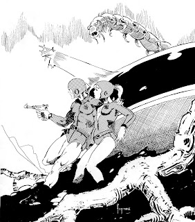Image result for dennis fujitake comics journal