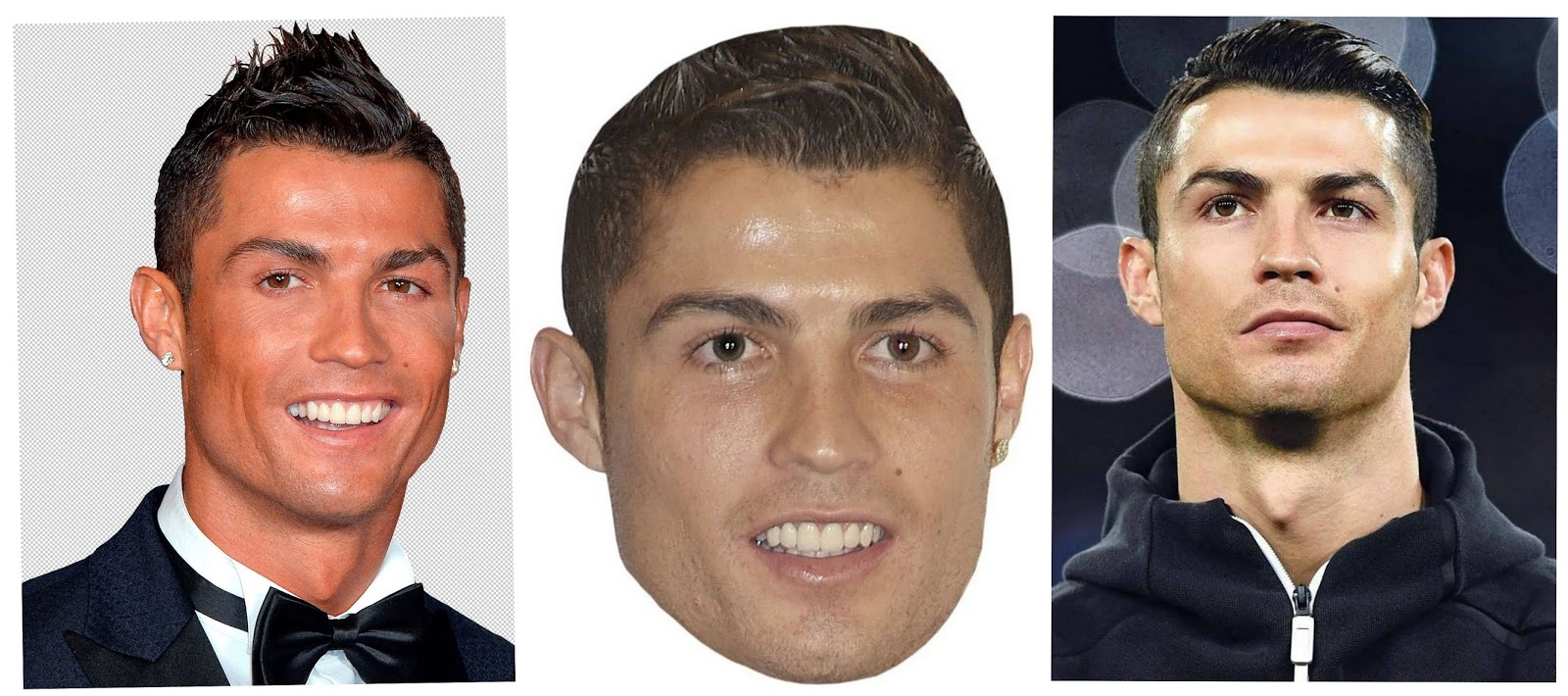 graphic relating to Donald Trump Mask Printable titled Cristiano Ronaldo Free of charge Printable Masks. - Oh My Fiesta! within