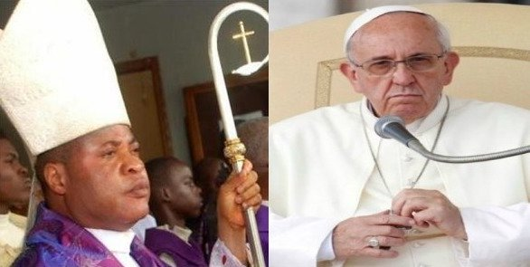 Catholic Bishop of Ahiara saga: Apologize or face the music – Pope warns Nigerian priests
