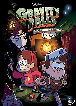Gravity Falls - Um Verão de Mistérios - 1ª Temporada Torrent Download TV  BluRay  720p