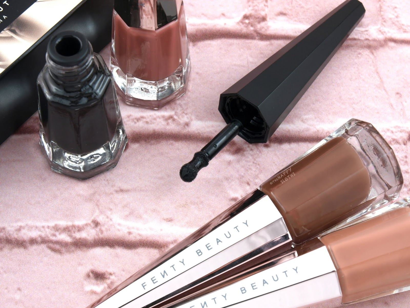 Fenty Beauty by Rihanna | *NEW SHADES* Stunna Lip Paint: Review and Swatches