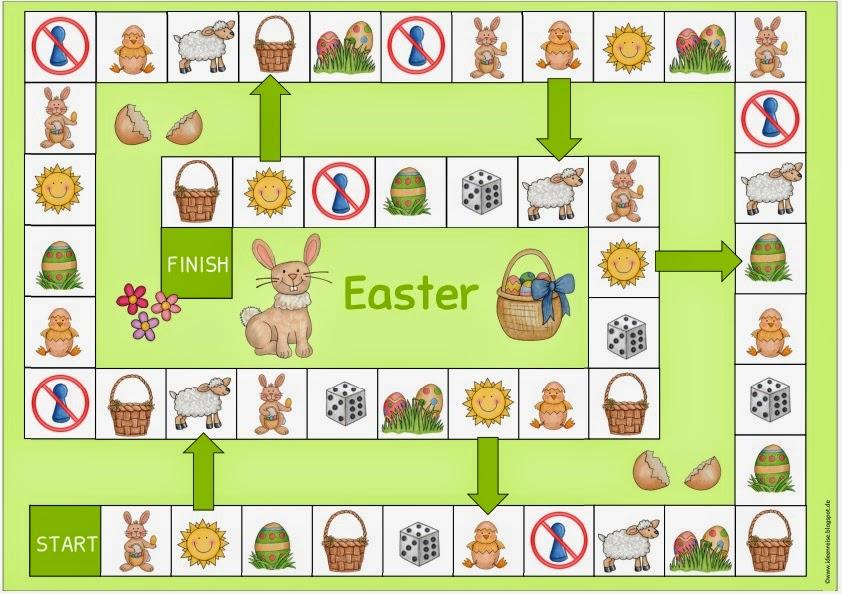 Ostern Spiel