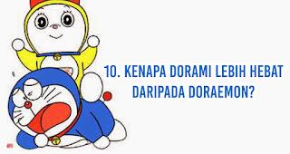 Kenapa Dorami Lebih Hebat Daripada Doraemon?
