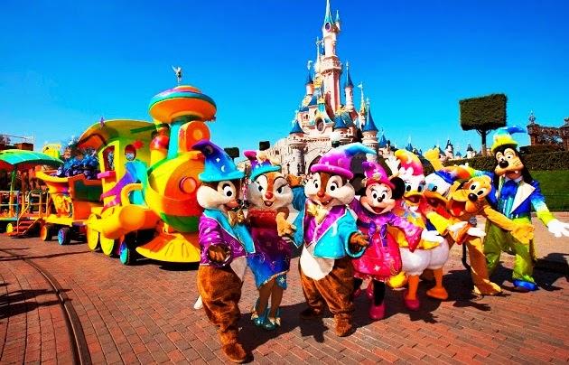 Disneyland Paris Ponto Turpistico