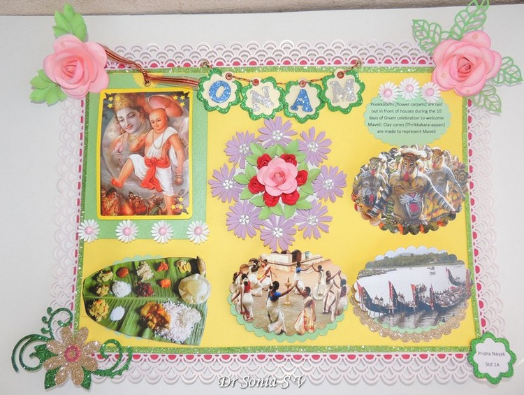 Festivals Of India School Project