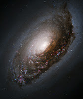 The Black Eye Galaxy (Messier 64)