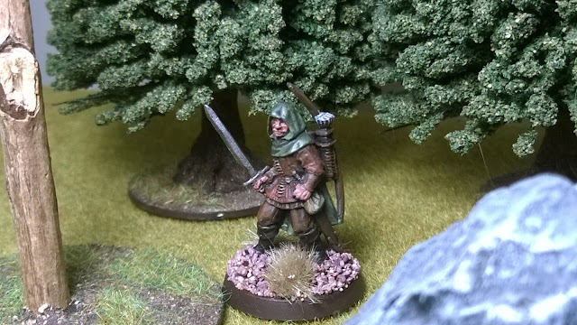 d&d ranger ral partha larch tanner figure miniature