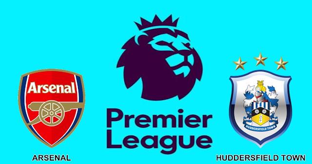 Arsenal vs Huddersfield Town 30 November 2017
